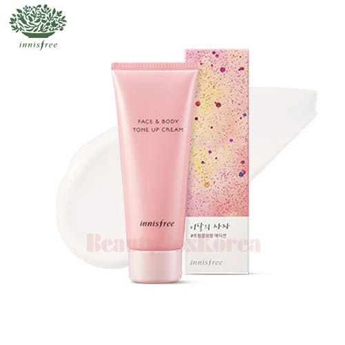 INNISFREE Face & Body Tone Up Cream 70ml [Twinkle Fairy Edition]